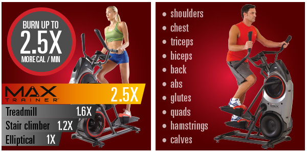 MAX Trainer benefits