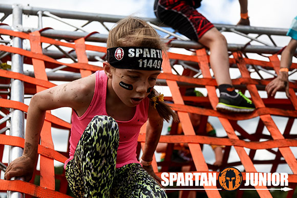 Spartan Junior Race