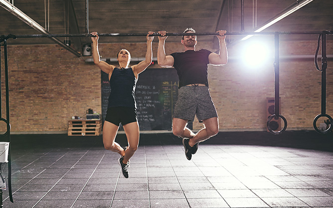 5 reasons why you should be doing pull-ups