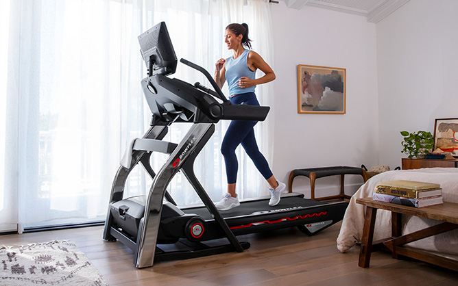 How to get the most out of your treadmill: 5 Top Tips from a PT